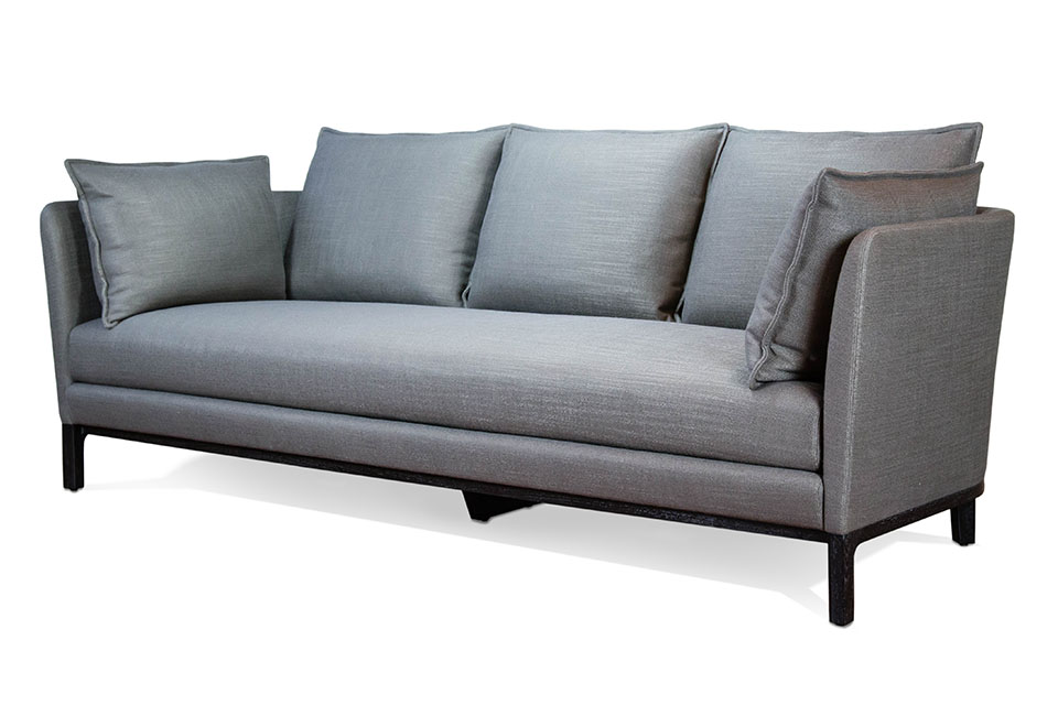 Crescent Sofa Anees Upholstery