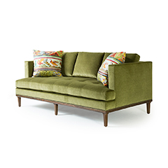 Hampton T-cushion Sofa