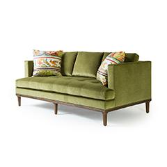 Hampton T-cushion Sofa