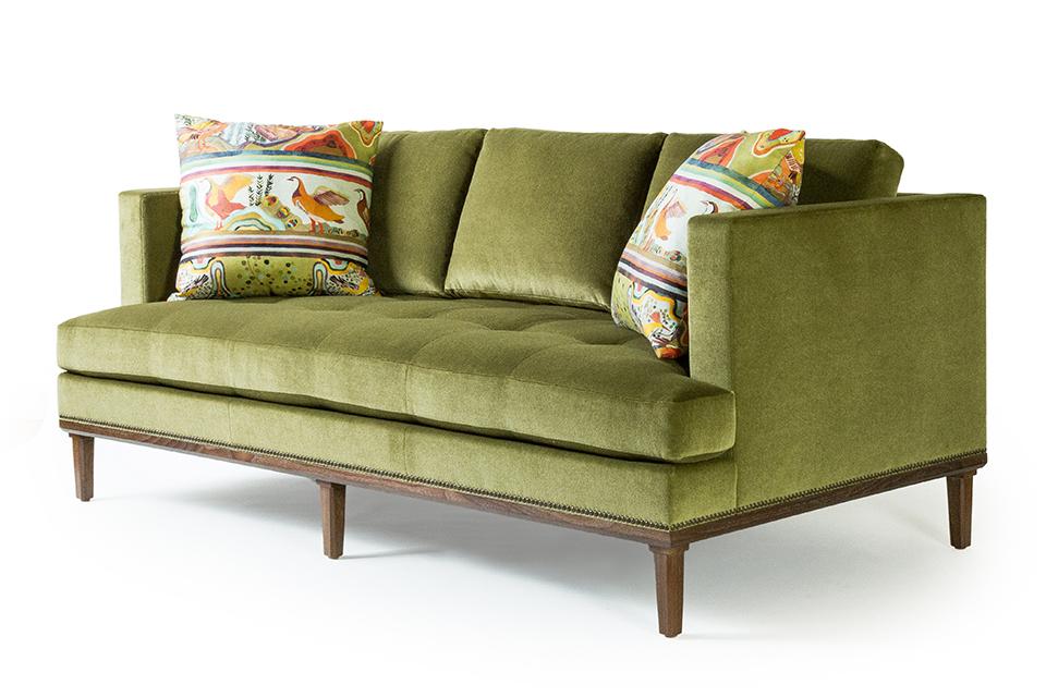Hampton T Cushion Sofa Anees Upholstery