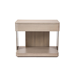 Lennox Nightstand Table