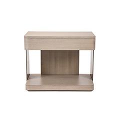 Lennox Nightstand Table