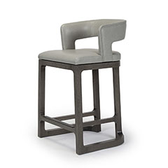 Linea Barstool with Back