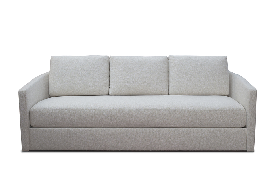 Couch from front