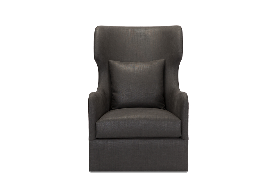 Chair from front