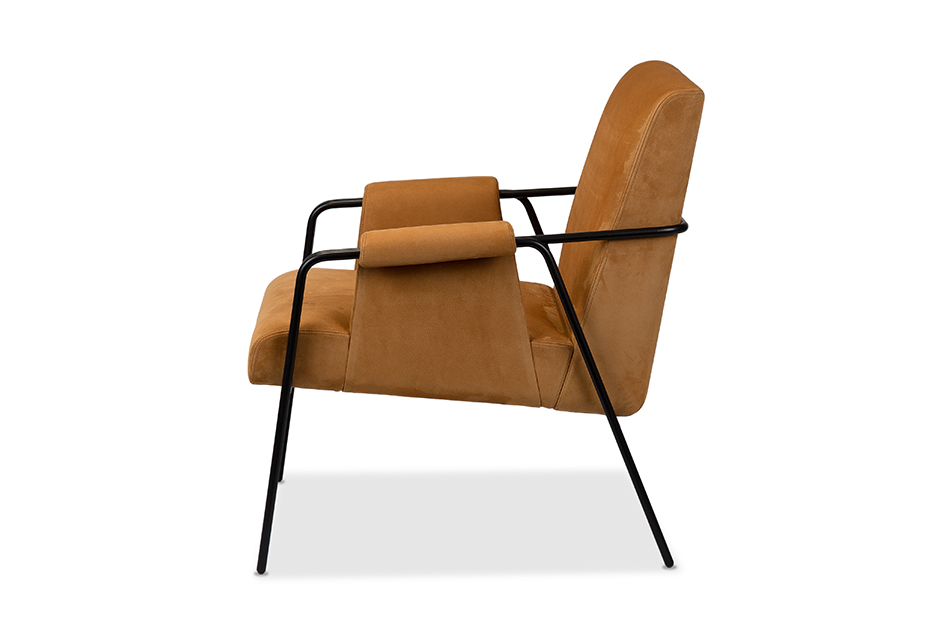 Chair from side angle