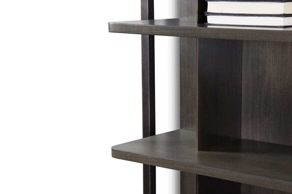 Shelf zoomed in on left side