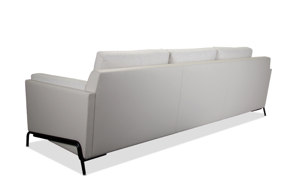 Sofa back left angle